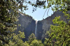 Les cascades de Yosemite